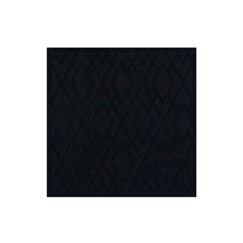 Dover DV1 Black Square: 4 Ft. Area Rug Product Image