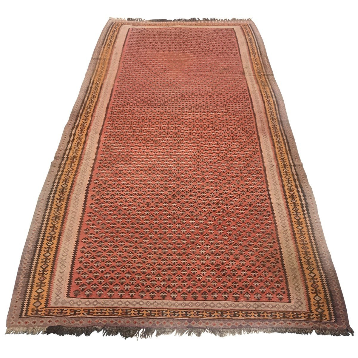 Woven Concepts 1900 Persian Malayer Wool Rug