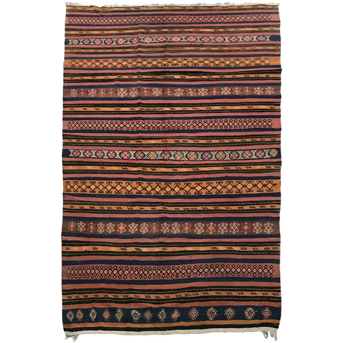Woven Concepts 1920 Persian Baluch Wool Rug