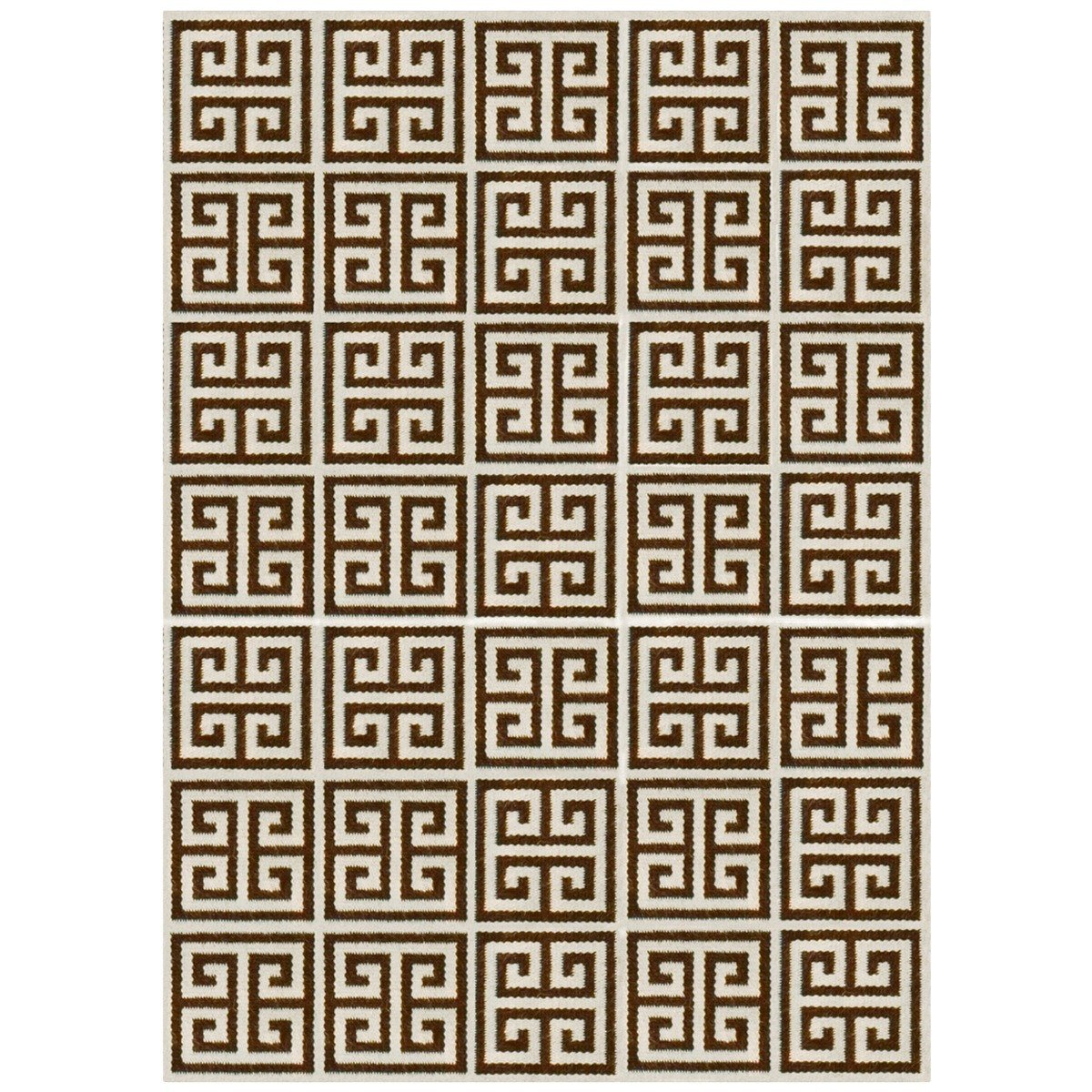 Jonathan Adler Greek Key Rug 4' X 6' Product Image