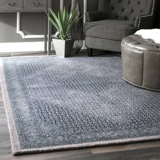 Dark Blue Tuscan Coventry rug