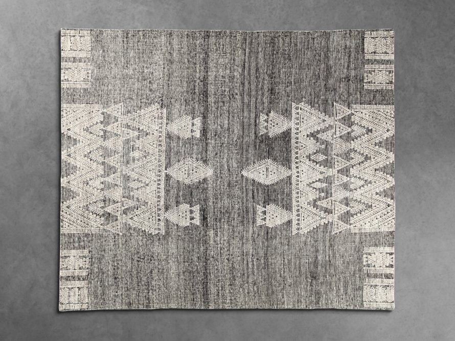 9x12 Carlsbad Hand-Knotted Rug