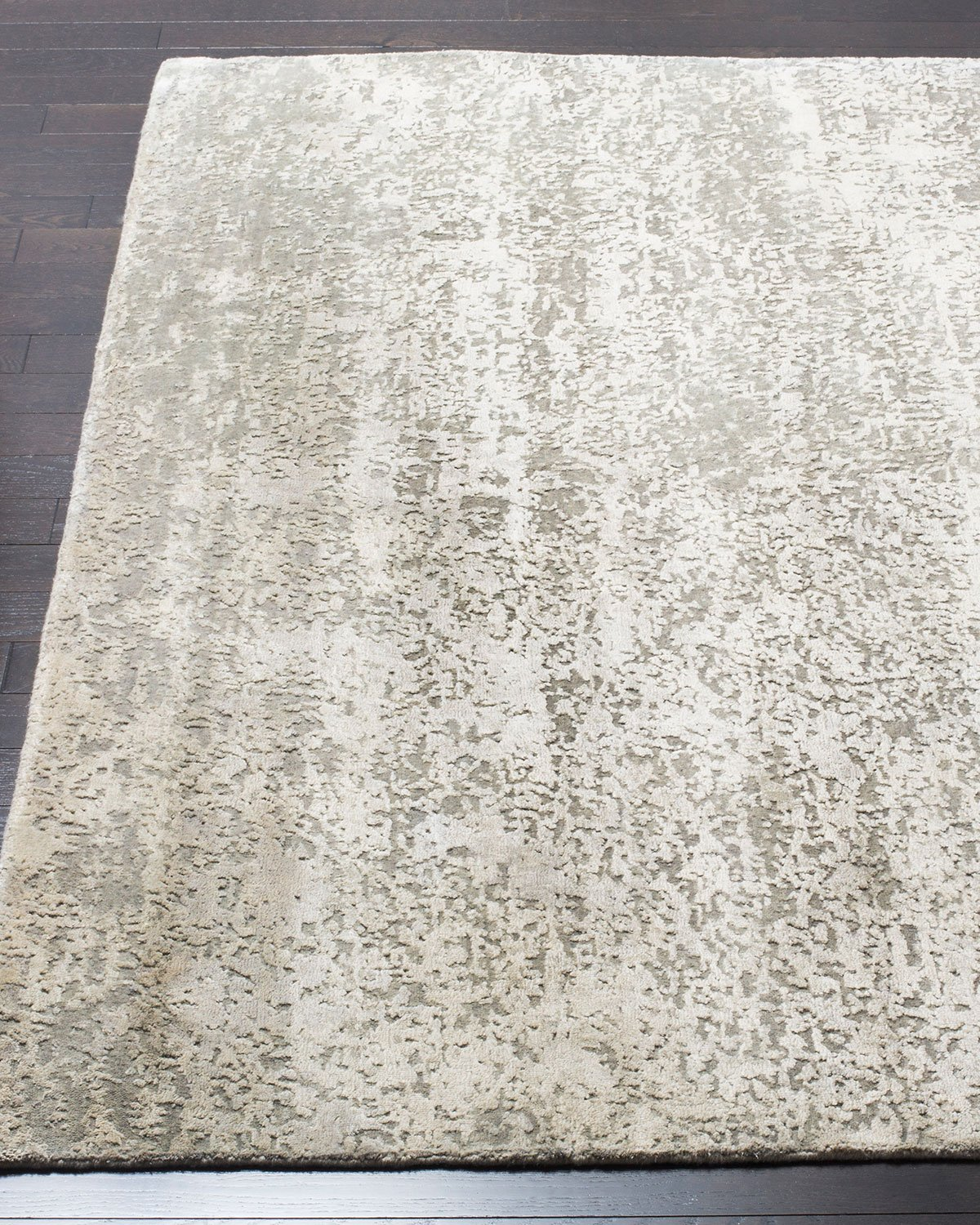 Swann Hand-Knotted Rug, 8' x 10' Product Image