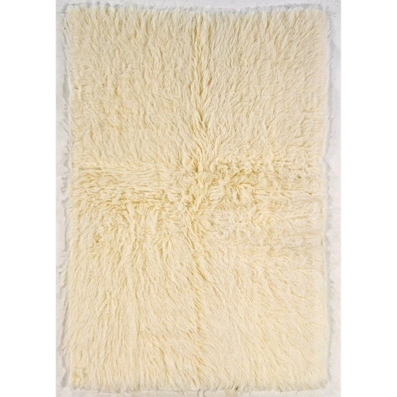 Riverbay Furniture 4' x 6' Hand Woven Area Rug in Natural Product Image