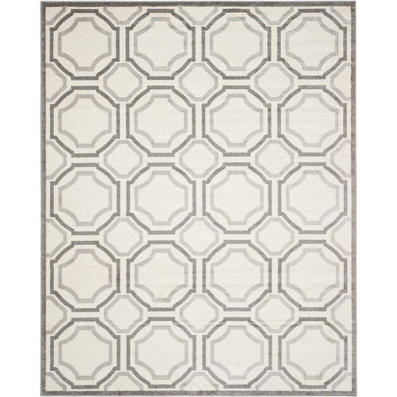 Safavieh Amherst Ivory Indoor Outdoor Rug - 10' x 14' Product Image