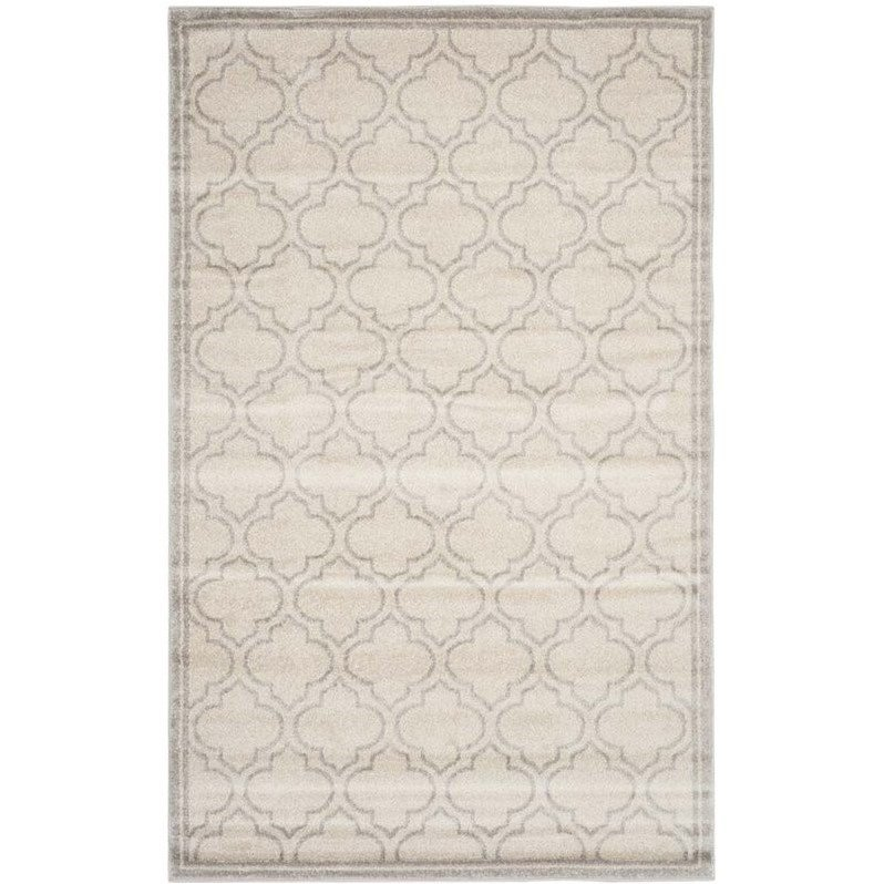 Safavieh Amherst Ivory Indoor Outdoor Rug - 9' x 12' Product Image