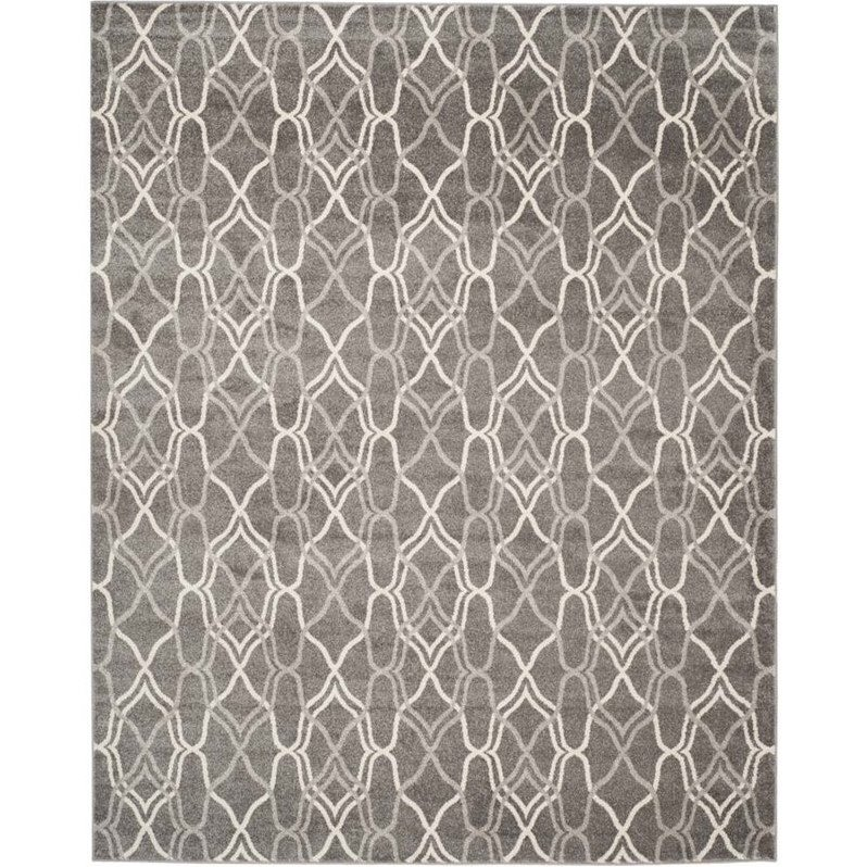 Safavieh Amherst Grey Indoor Outdoor Rug - 9' x 12' Product Image