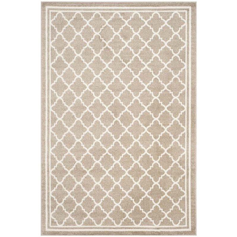 Safavieh Amherst Wheat Indoor Outdoor Rug - 9' x 12' Product Image