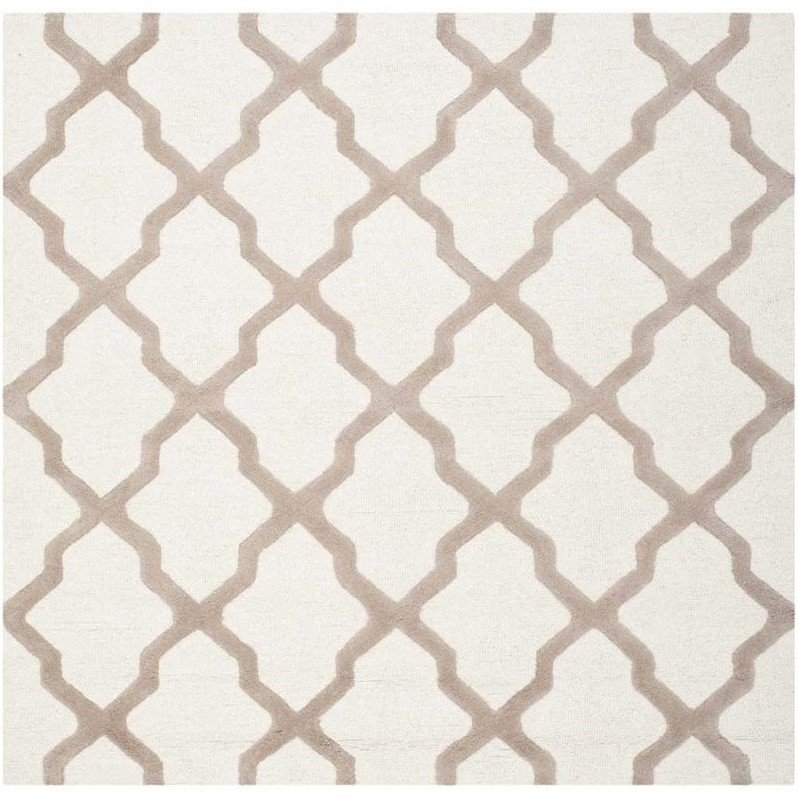 Safavieh Cambridge Ivory Transitional Rug - Square 10' Product Image