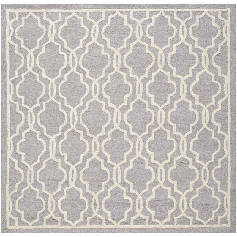 Safavieh Cambridge Silver Transitional Rug - Square 10' Product Image
