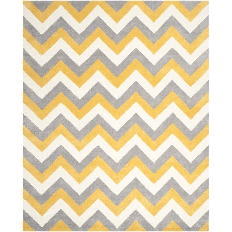 Safavieh Cambridge Grey Transitional Rug - 8' x 10' Product Image