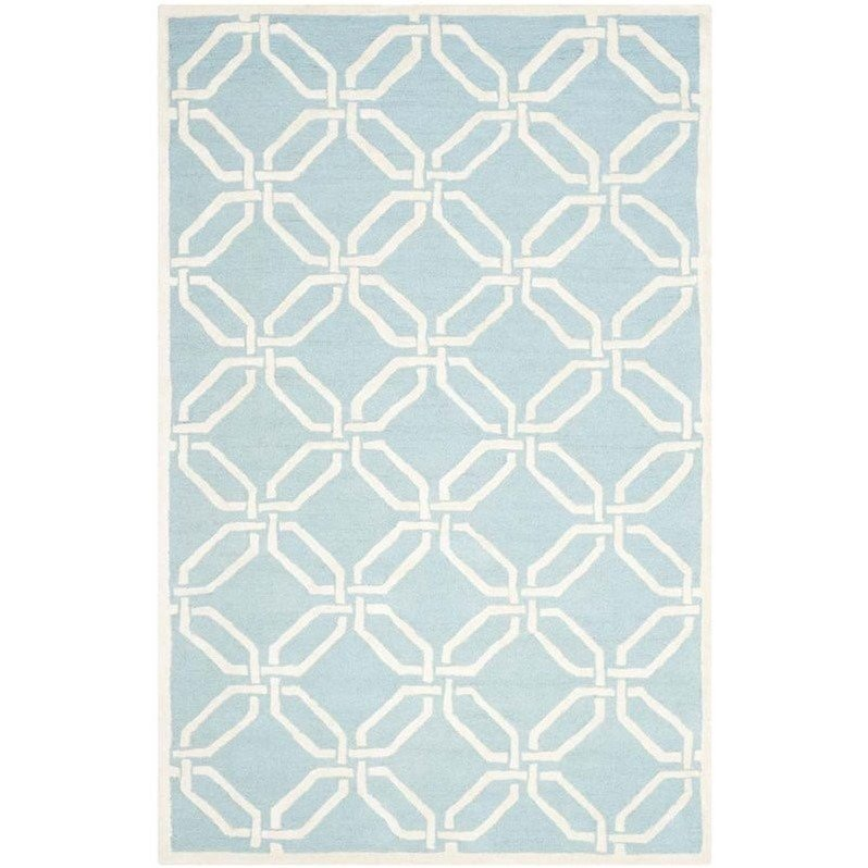 Safavieh Cambridge Light Blue Transitional Rug - 8' x 10' Product Image