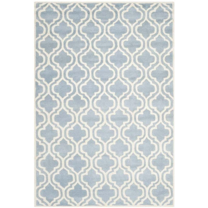 Safavieh Chatham Blue Contemporary Rug - 8'9 x 12' Product Image