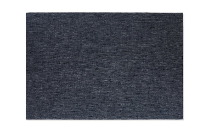 "Chilewich Boucle Floor Mat, Black, 6' x 8'10"" by Design Within Reach Product Image"