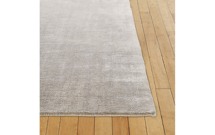 Natura Rug, Grey, 6' x 9' by Design Within Reach Product Image